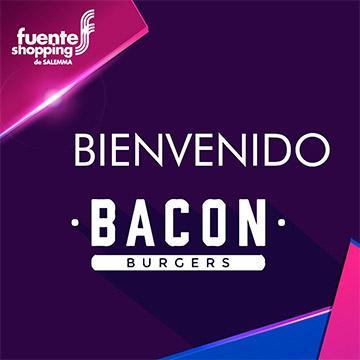 Le damos la bienvenida a @bacon.py a Fuente Shopping!! 🍔😋.