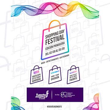 Shopping Day Festival