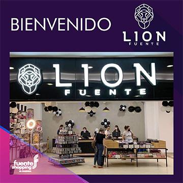 Le damos la Bienvenida a Fuente Lion a Fuente Shopping de Salemma!!